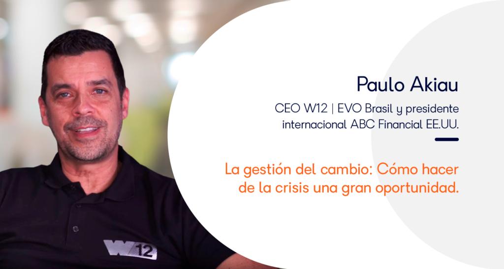 Trainingym Building Resilience, Paulo Akiau